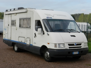 MOBILVETTA Euroyacht Iveco 35-12 2.5Td