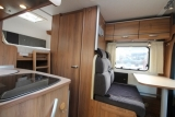 BURSTNER Travel Van T570 Fiat 2.2 MJT - foto: 7