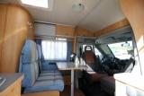 ADRIA Coral Sport 574 Sp  ( Porta moto e gancio traino ) - foto: 4