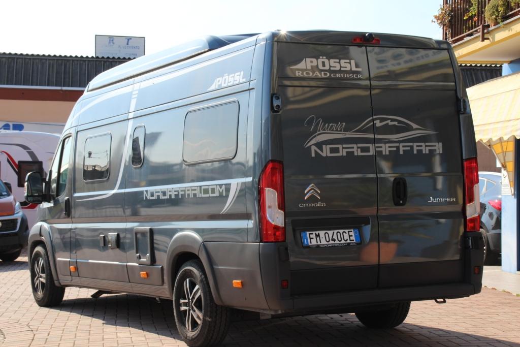 POSSL Roadcruiser Fiat 160cv 3,5t MAXI ( Elegance\ Limette  + S7 + tetto sollevabile ) - foto: 8