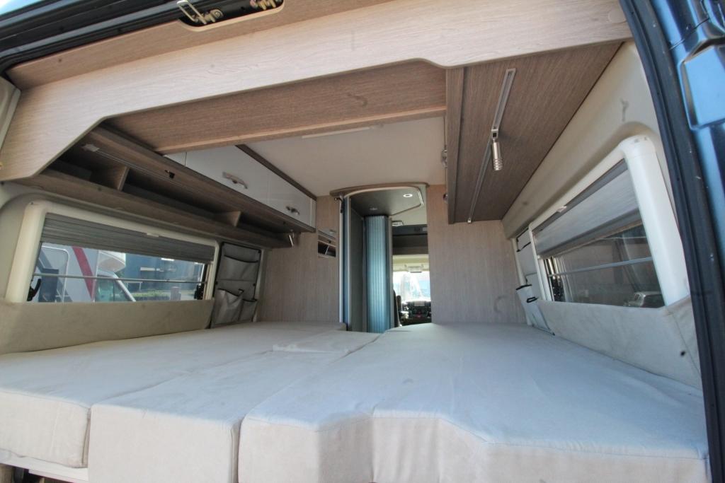 POSSL Roadcruiser Fiat 160cv 3,5t MAXI ( Elegance\ Limette  + S7 + tetto sollevabile ) - foto: 17
