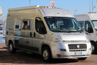 ROLLER TEAM Livingstone 2 Prestige Wagon Fiat 120cv ( gancio traino, rim. 2500kg)
