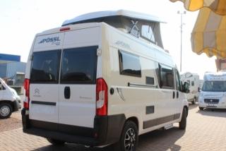 Camper Camper - Puro - POSSL 2Win - R Plus Citroen 160cv TETTO SOLLEVABILE e Truma Diesel