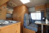 ADRIA Coral Sport 574 Sp  ( Porta moto e gancio traino ) - foto: 2