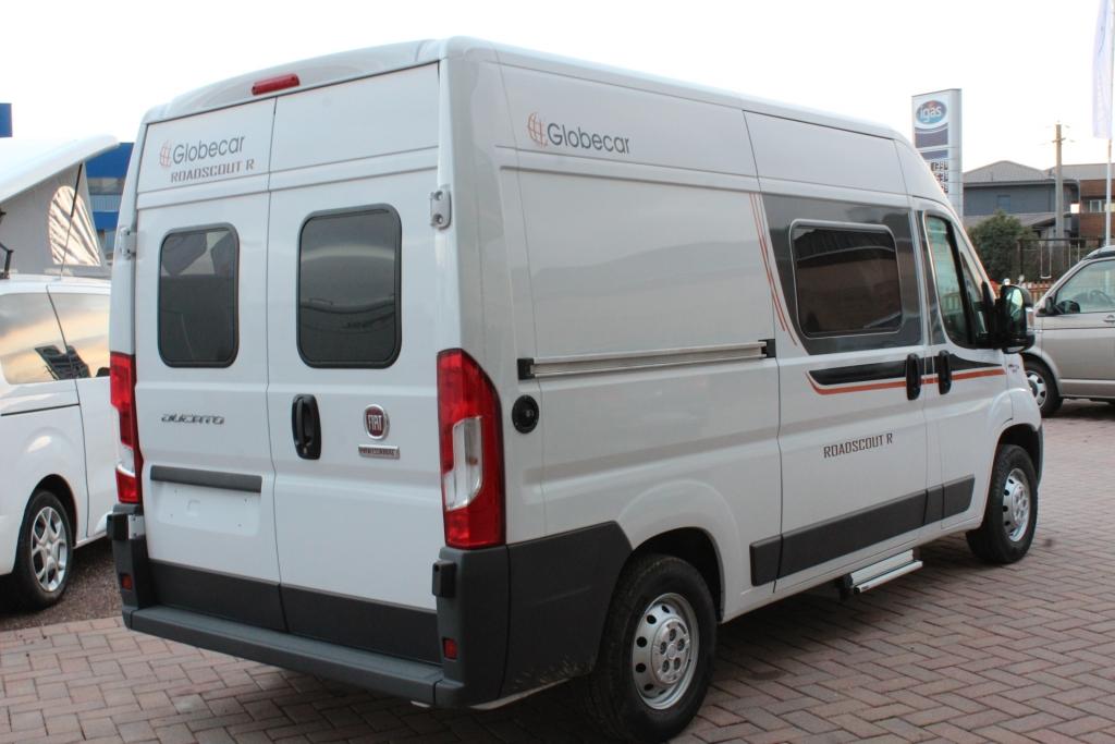 GLOBECAR Roadscout R Fiat 130cv Elegance ( finestre Seitz S7, retrocamera, solare) - foto: 8