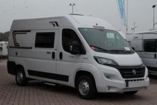 CHALLENGER Vany 114 S Fiat 130cv ( Truma Combi Diesel )