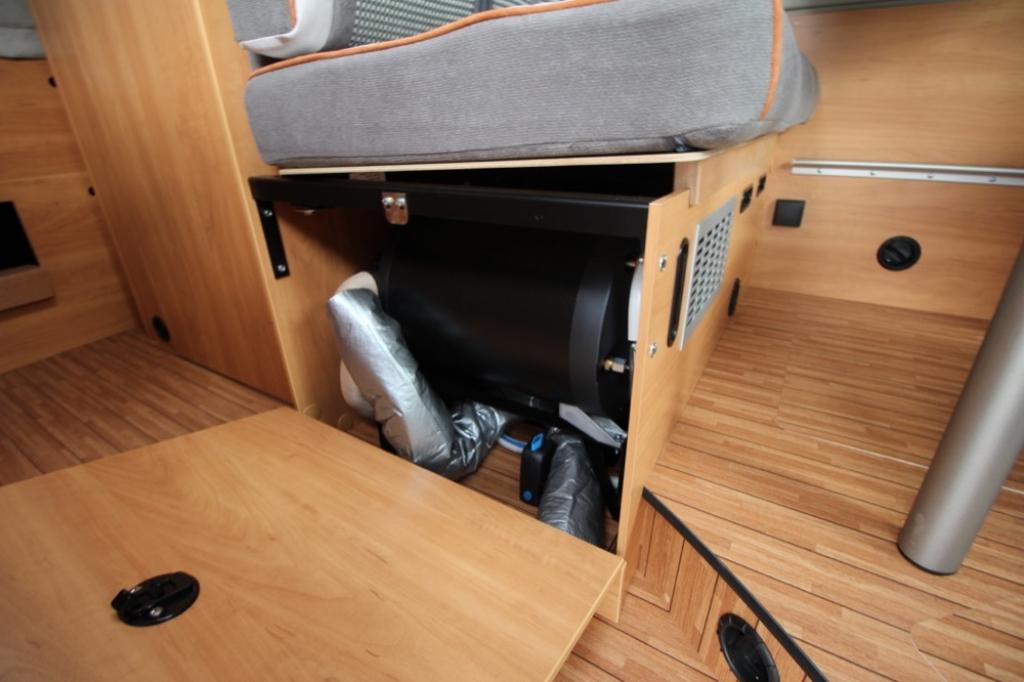 POSSL 2Win Fiat 130cv con TETTO SOLLEVABILE SKY UP, a NOLEGGIO! - foto: 10