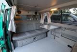 VOLKSWAGEN Multivan T4 2.5 Tdi tetto a soffietto \ webasto \ clima \ gancio traino \ autoacravan - foto: 12