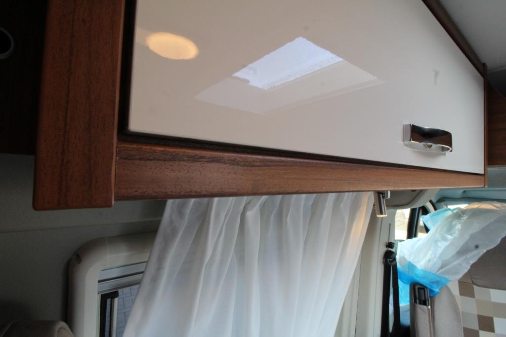 GLOBECAR Roadscout R Fiat 130cv Elegance ( finestre Seitz S7, retrocamera, solare) - foto: 19