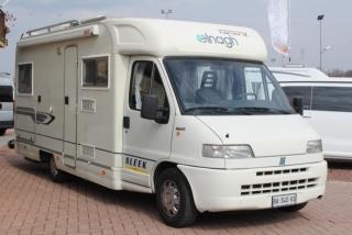 ELNAGH Sleek 595 Fiat 2,8 idTd ( clima cellula + generatore + portamoto )