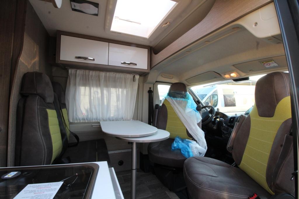 POSSL Roadcruiser Fiat 160cv 3,5t MAXI ( Elegance\ Limette  + S7 + tetto sollevabile ) - foto: 18