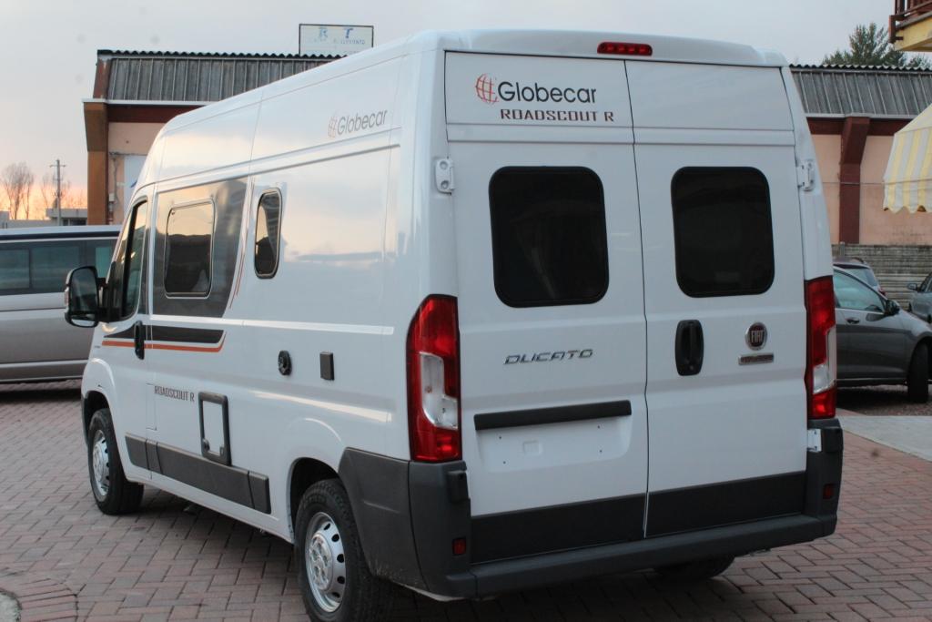 GLOBECAR Roadscout R Fiat 130cv Elegance ( finestre Seitz S7, retrocamera, solare) - foto: 6