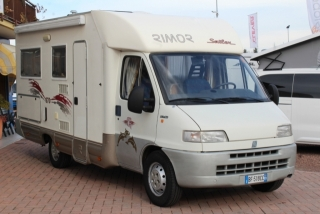 RIMOR Sailer 670 Fiat 2.8 idTd