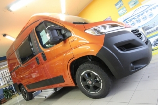 POSSL Roadcamp Fiat 2,3MJT 130cv ( ORANGE! )
