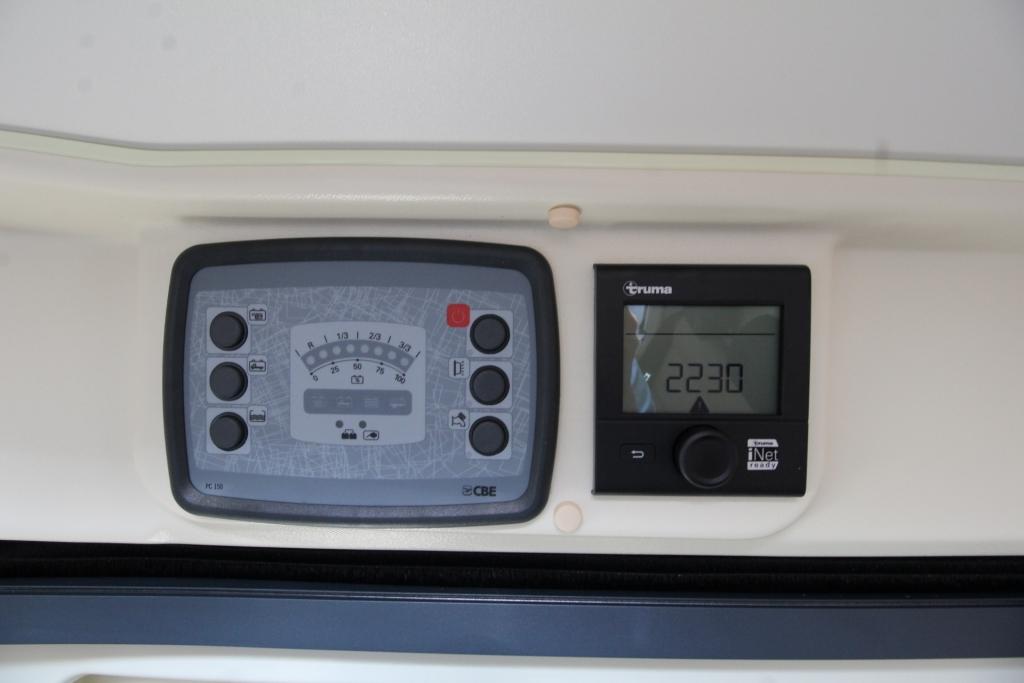 CLEVER Vario Kids Citroen 130cv 3,5t ( TRUMA COMBI GAS + WEBASTO DIESEL ) - foto: 17