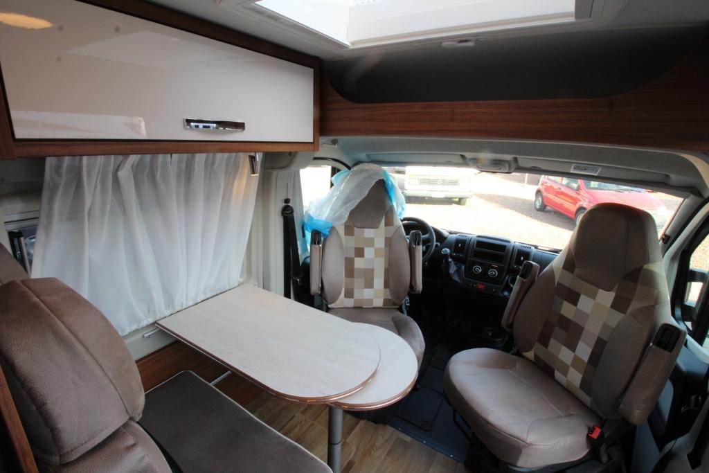 GLOBECAR Roadscout R Fiat 130cv Elegance ( finestre Seitz S7, retrocamera, solare) - foto: 20