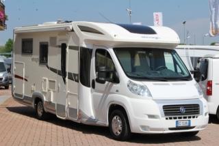 ELNAGH Prince 581 Garage Fiat 2,3 130cv ( clima cabina + tetto )