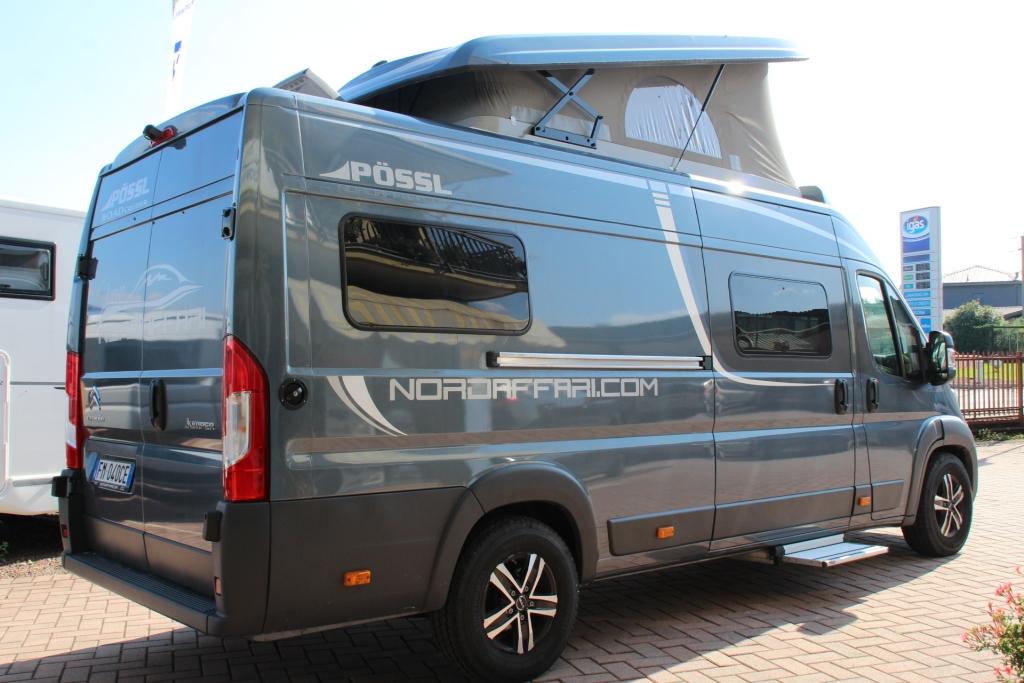 POSSL Roadcruiser Fiat 160cv 3,5t MAXI ( Elegance\ Limette  + S7 + tetto sollevabile ) - foto: 11