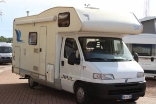 ELNAGH Marlin 65G Fiat 2,8JTD Euro3 (Garage)