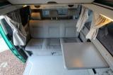 VOLKSWAGEN Multivan T4 2.5 Tdi tetto a soffietto \ webasto \ clima \ gancio traino \ autoacravan - foto: 9