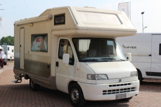 CI INTERNATIONAL Mizar 140 Fiat 2.5tdi