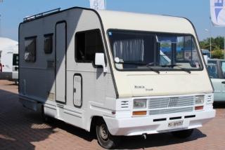 SAFARIWAYS Motorhome Fiat 1.9Td