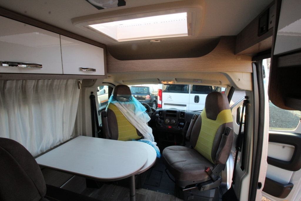 POSSL Roadcruiser Fiat 160cv 3,5t MAXI ( Elegance\ Limette  + S7 + tetto sollevabile ) - foto: 6