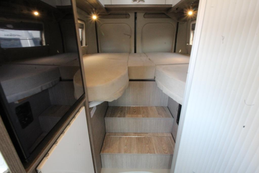 POSSL Roadcruiser Fiat 160cv 3,5t MAXI ( Elegance\ Limette  + S7 + tetto sollevabile ) - foto: 16