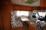ELNAGH Sleek 595 Fiat 2,8 idTd ( clima cellula + generatore + portamoto ) - foto: 5