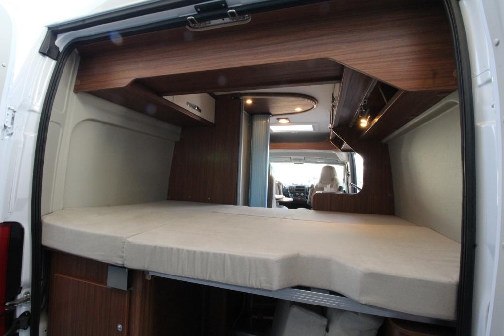 GLOBECAR Roadscout R Fiat 130cv Elegance ( finestre Seitz S7, retrocamera, solare) - foto: 16
