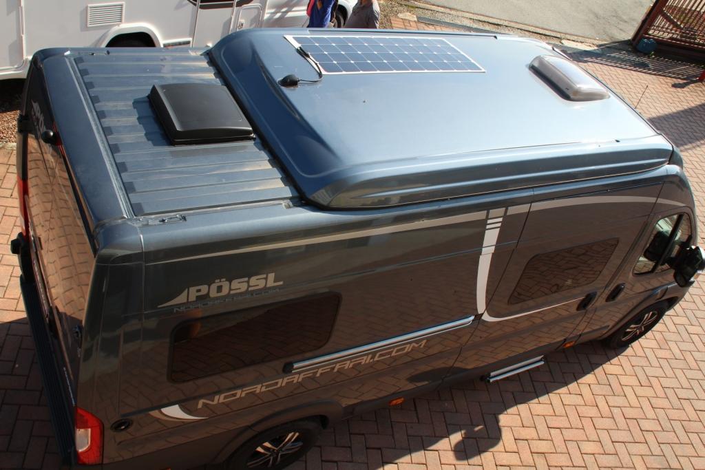 POSSL Roadcruiser Fiat 160cv 3,5t MAXI ( Elegance\ Limette  + S7 + tetto sollevabile ) - foto: 20