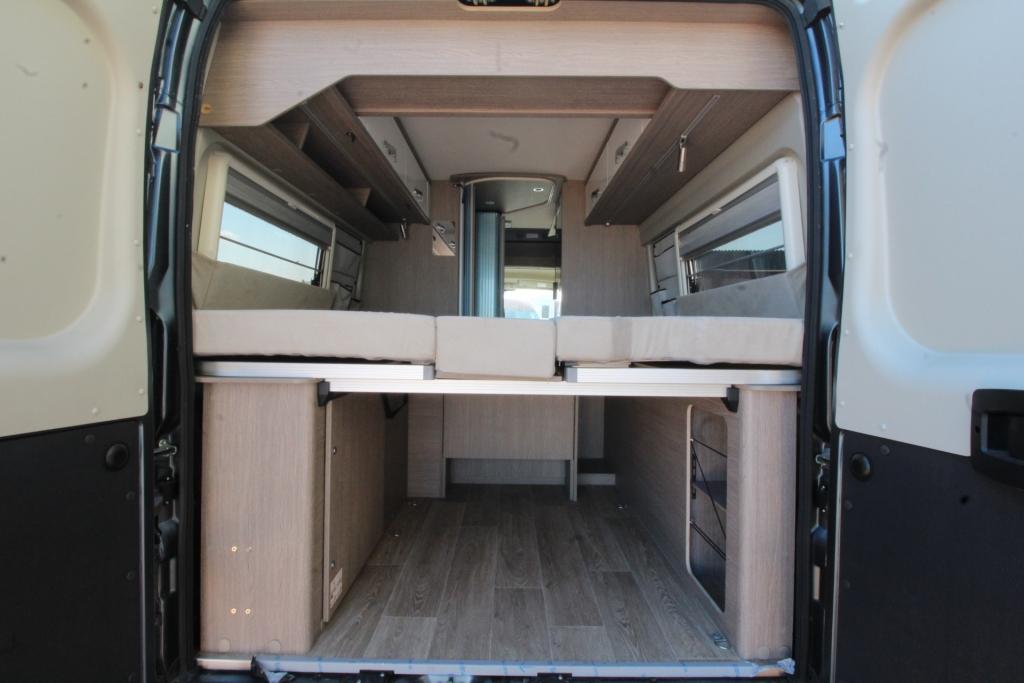 POSSL Roadcruiser Fiat 160cv 3,5t MAXI ( Elegance\ Limette  + S7 + tetto sollevabile ) - foto: 4