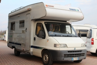 CHAUSSON Welcome 3 Fiat 1.9 Td Servosterzo - foto: 1
