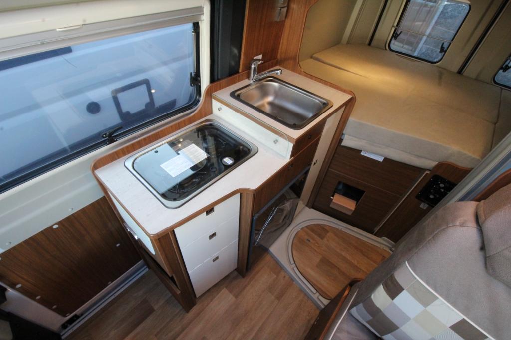GLOBECAR Roadscout R Fiat 130cv Elegance ( finestre Seitz S7, retrocamera, solare) - foto: 13