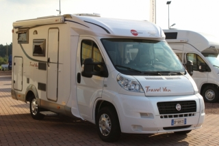 BURSTNER Travel Van T570 Fiat 2.2 MJT
