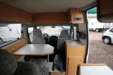 WEINSBERG Cosmos 5511 MQ Fiat 2,8 JTD ( 4 posti letto ) - foto: 5