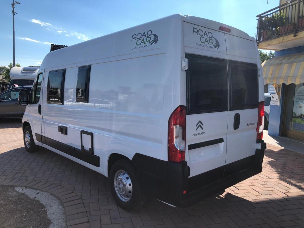 ROADCAR 601 Fiat 140cv 3,5t ( con Truma Diesel con cp plus,  finestra in bagno, dab )  - foto: 4