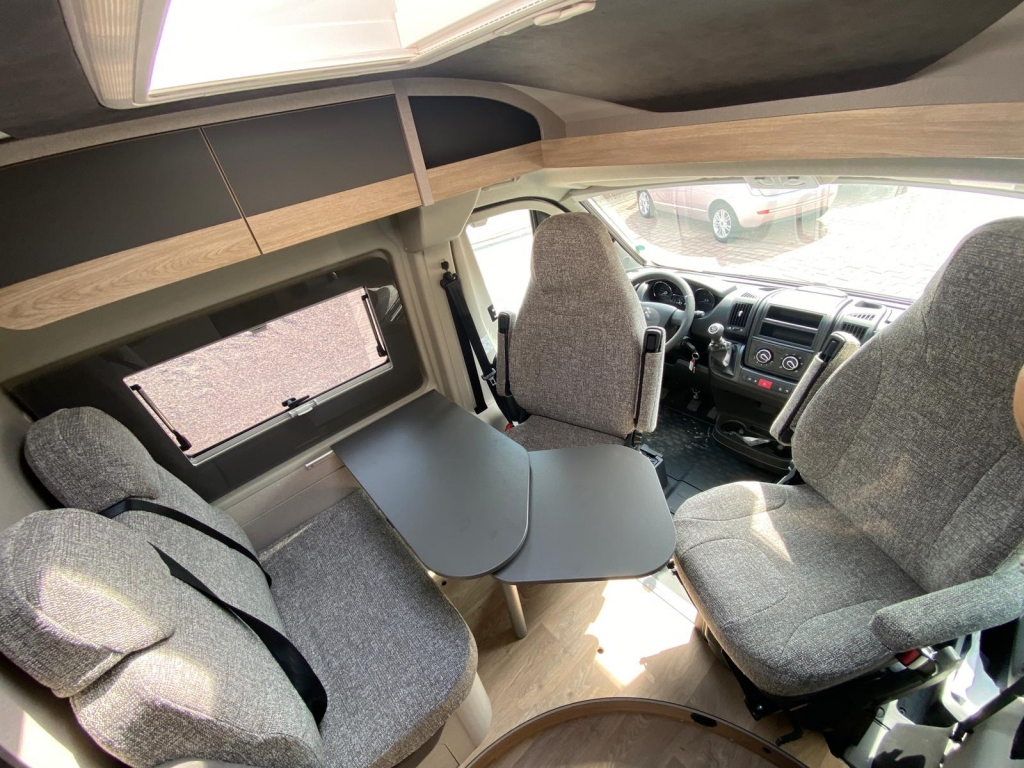 GLOBECAR Roadscout  R ELEGANCE  Citroen 140cv 3,5t - foto: 10