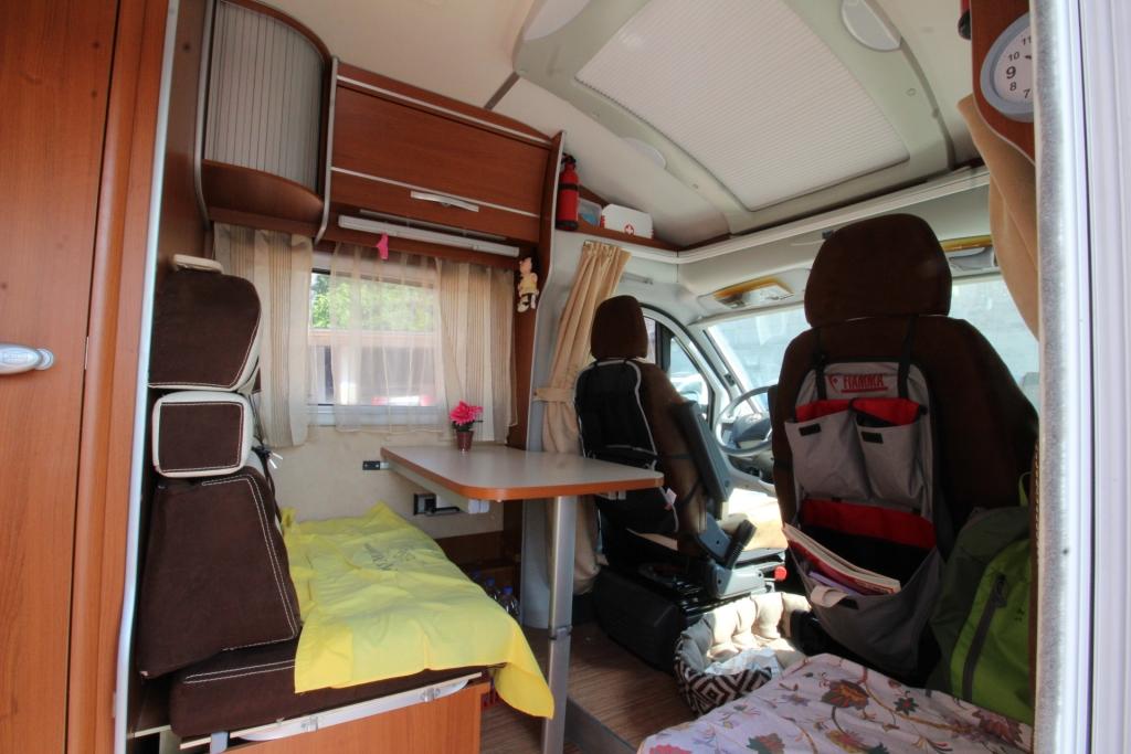 MCLOUIS Mc1 Fiat 130cv ( Garage ) solo 5,99m - foto: 7