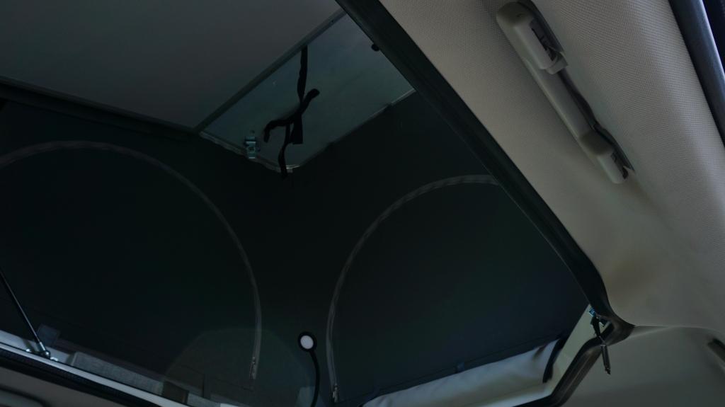 CAMPSTER VANSTER Citroen Spacetourer 2.0 150cv ( 8 posti viaggio con CampBox letto e cucina, omologato CAMPER  ) - foto: 16