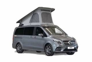 VANLINE Possl Vanstar Mercedes VITO e ClasseV ( da 136 a 237cv ) 9G-Tronic anche 4x4