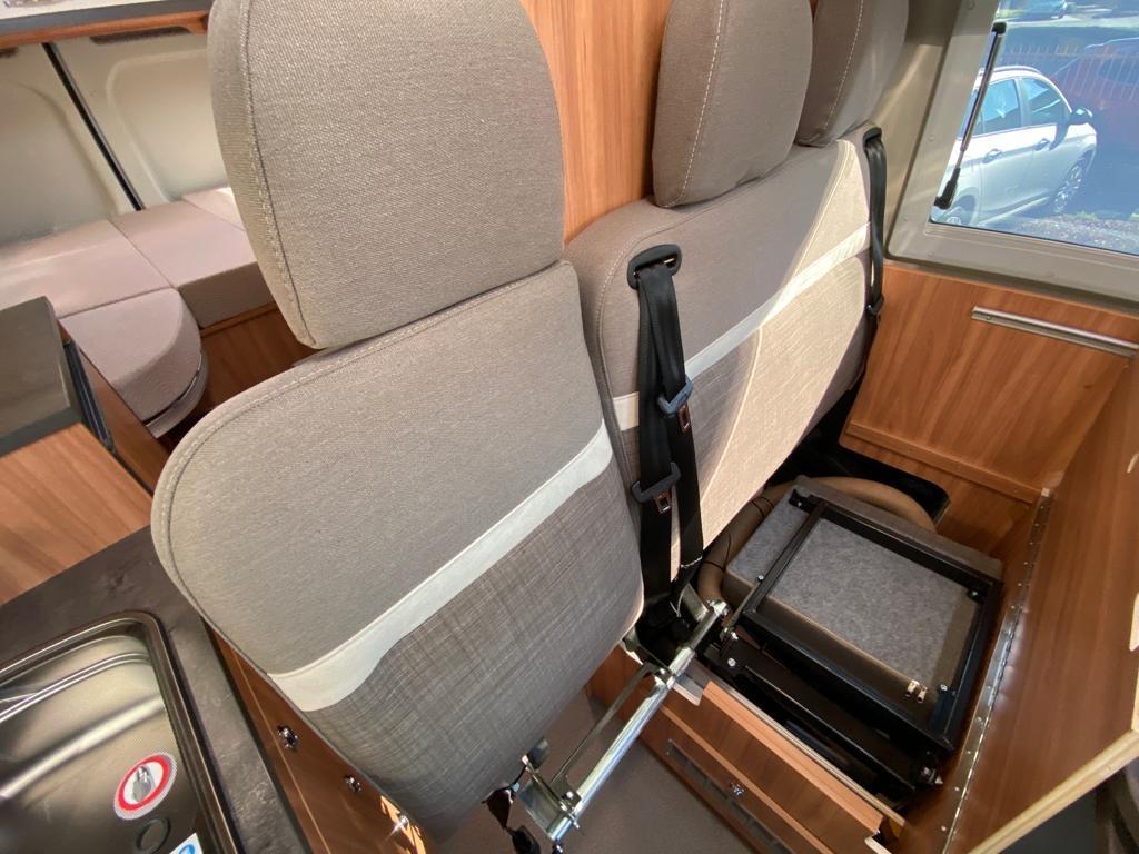 POSSL Summit 640 Fiat 140cv CAMBIO 9SPEED AUTOMATICO!  * 5 POSTI VIAGGIO!* - foto: 11
