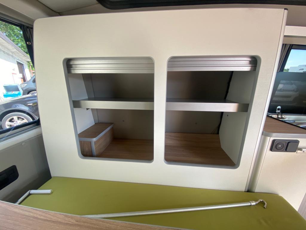 VOLKSWAGEN Transporter T5 C-Lover 102cv euro 5b ( 3 posti viaggio, con webasto ecc ) - foto: 22