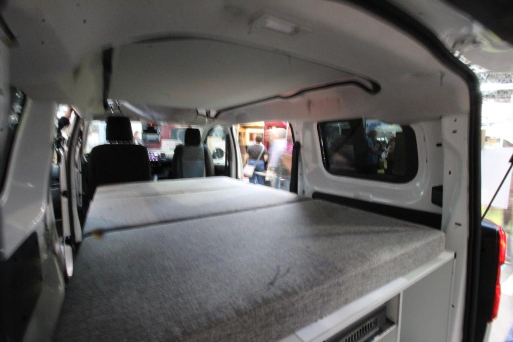 CAMPSTER VANSTER Citroen Spacetourer 2.0 150cv ( 8 posti viaggio con CampBox letto e cucina, omologato CAMPER  ) - foto: 5