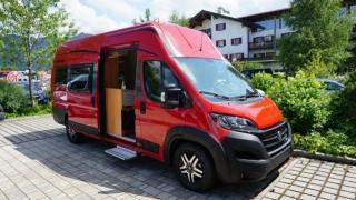 POSSL Roadcruiser XL  Novità 2020 con letto 208 cm!
