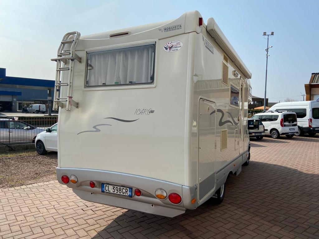 MOBILVETTA Icaro S11 Iveco 35C15 2.8 146cv GARAGE - foto: 3