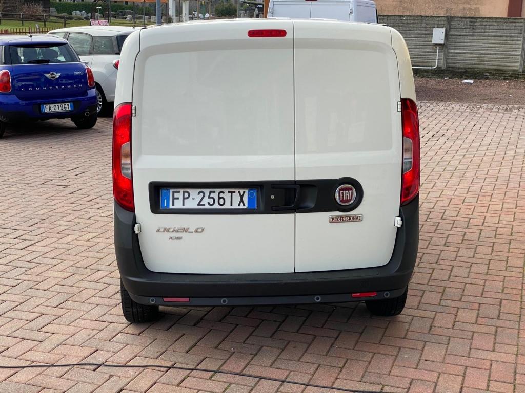 FIAT Doblo Doblò 1.6 MJT 105CV PC-TN Cargo Lamierato SX 3 Pos - foto: 5