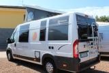 POSSL 4Family ( Globecar ) Fiat ducato 150cv tetto a soffietto - foto: 3