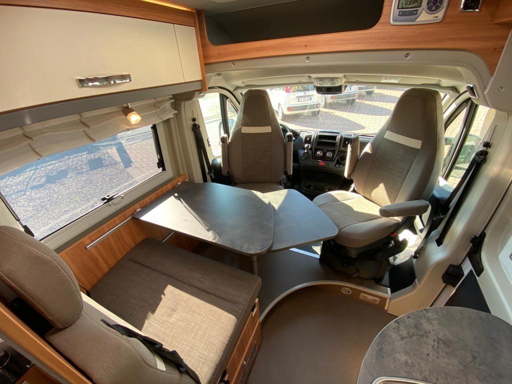 POSSL Summit 640 Fiat 140cv CAMBIO 9SPEED AUTOMATICO!  * 5 POSTI VIAGGIO!* - foto: 10