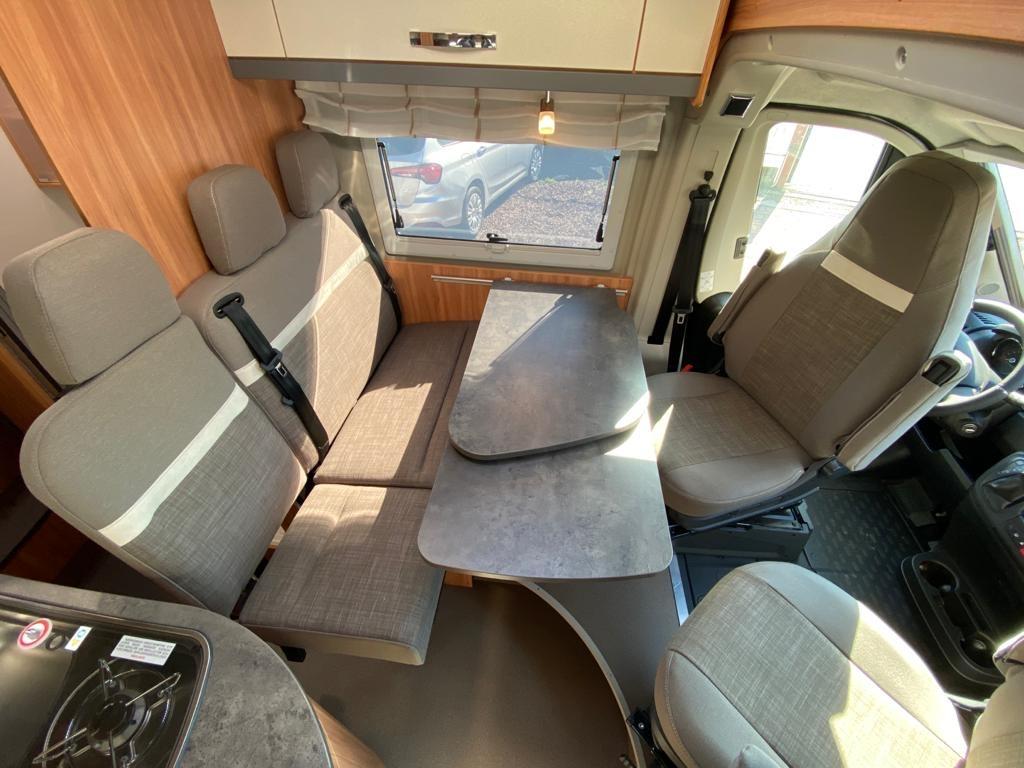 POSSL Summit 640 Fiat 140cv CAMBIO 9SPEED AUTOMATICO!  * 5 POSTI VIAGGIO!* - foto: 33